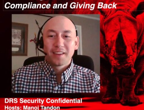 Protecting Critical Infrastructure to Compliance and Giving Back
