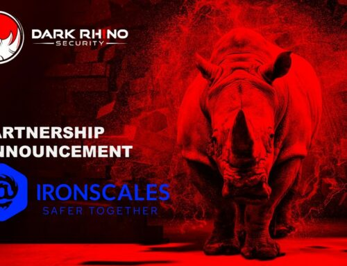 Dark Rhino Security partners with Ironscales